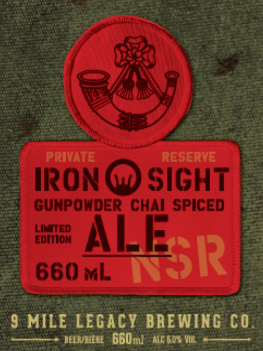 Iron Sight Ale