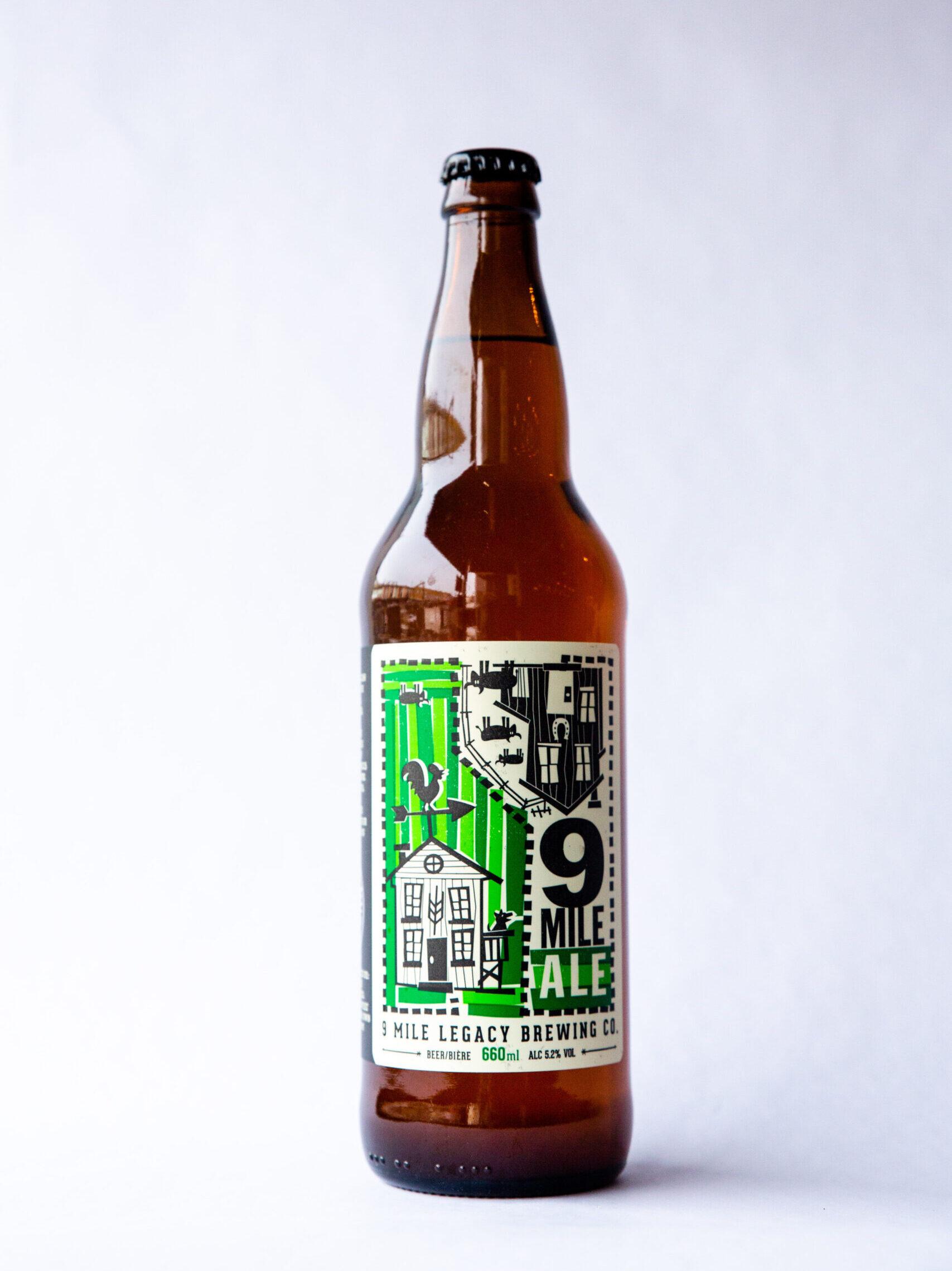 9 Mile Ale