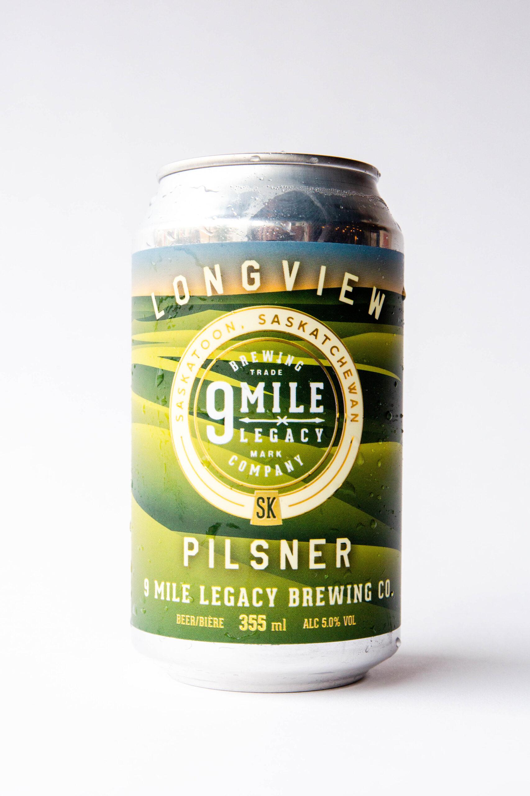 Longview Pilsner